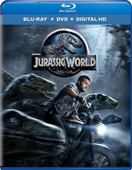 Jurassic World (Mundo Jurásico) (2015) 1080p BluRay REMUX 27GB mkv Dual Audio DTS-HD 7.1 ch
