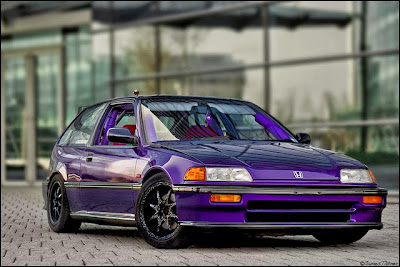 Civic EF on Work Equip