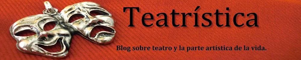 Teatrística