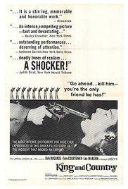 Watch King & Country Online Free 1964 Putlocker