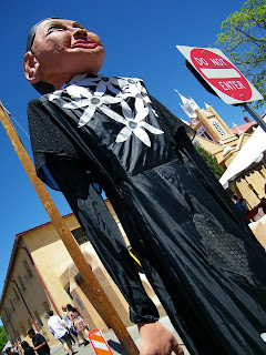 Founder's Day in Old Town in Albuquerque, New Mexico
