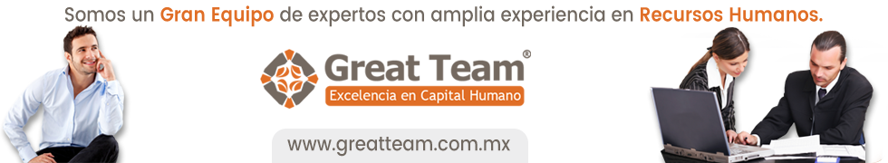 GREAT TEAM RECURSOS HUMANOS