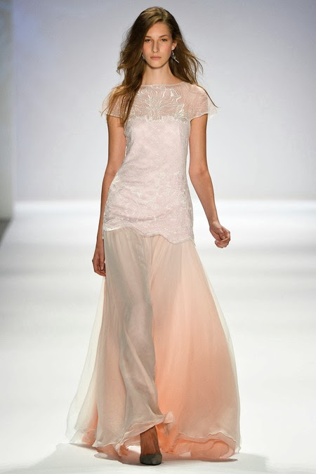 Modest design from Tadashi Shoji Spring 2014 collection | Mode-sty