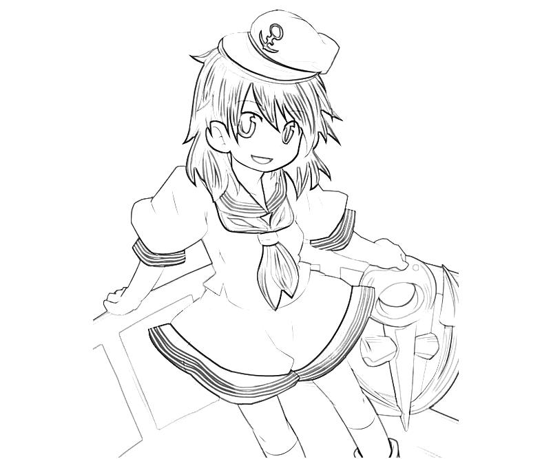 printable-minamitsu-murasa-marine-coloring-pages