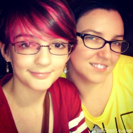 Katarina and Tracie