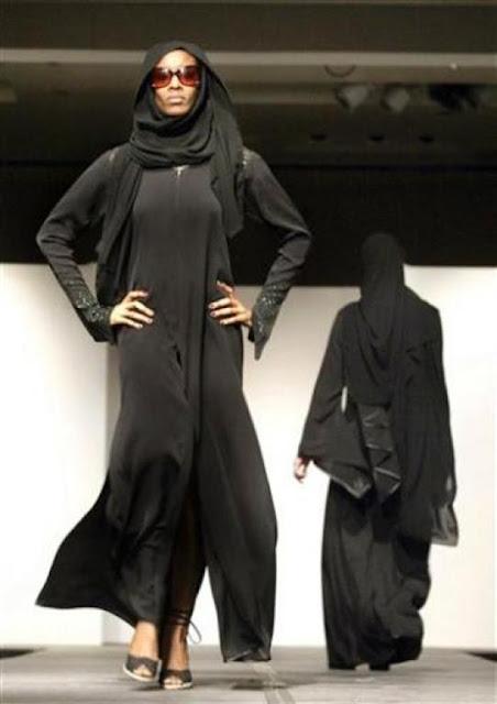 Islamic Clothing 2012 Abaya For Women