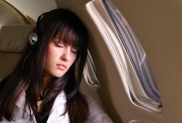 Tidur Dalam Perjalanan