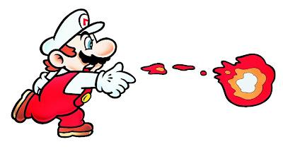 Fire Mario + E3 2012
