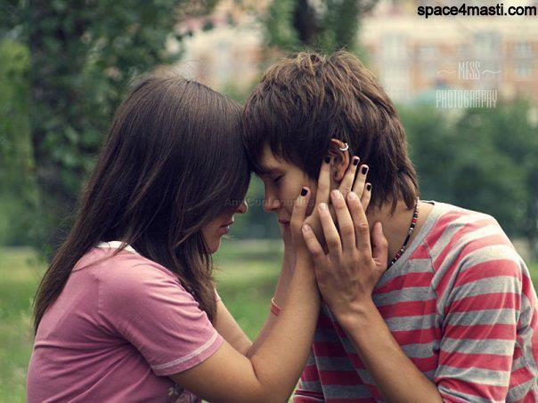 Romantic Couple fall in love Wallpapers