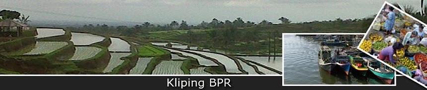 Kliping BPR