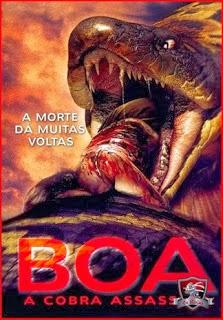 Filme BOA A Cobra Assassina Dublado AVI DVDRip