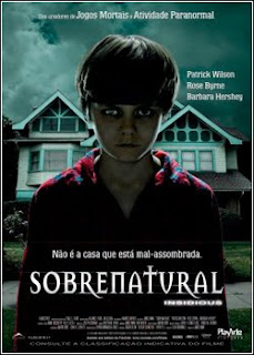 Download - Sobrenatural DVDRip - AVi - Dual Áudio