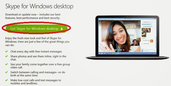 how to get ride of skype on pc