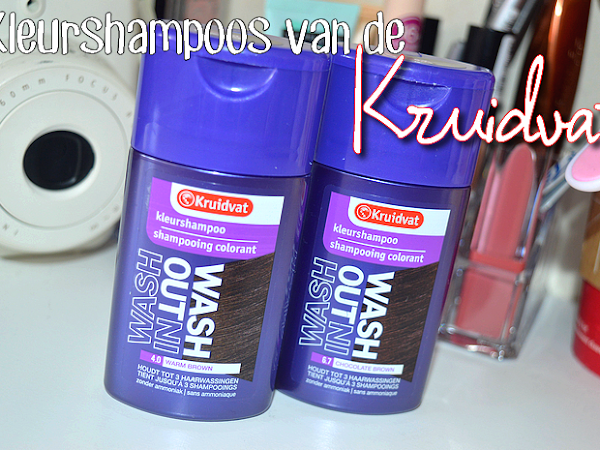 Kleurshampoo Kruidvat, 4.0 Warm Brown - Review