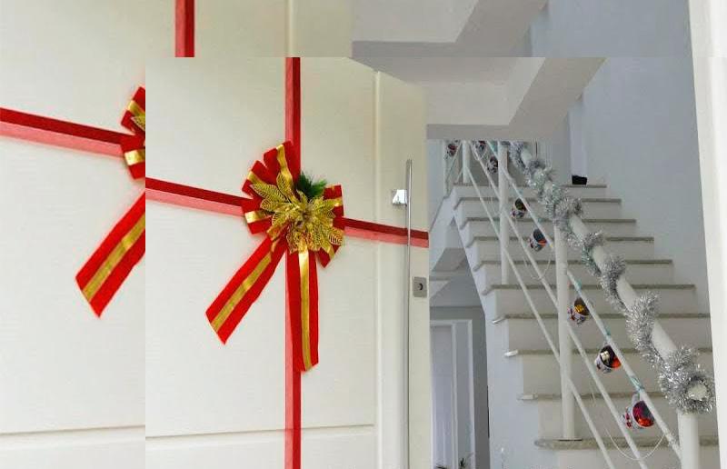 A decoração de Natal da blogueira Grazi
