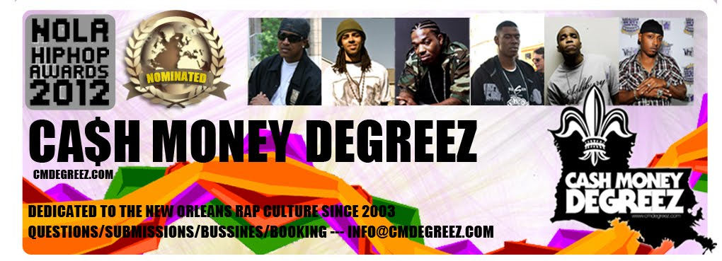 Cash Money Degreez