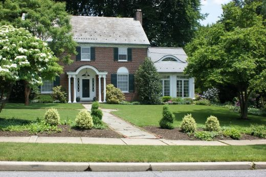 Home remodeling ideas home addition ideas colonial for Colonial home additions