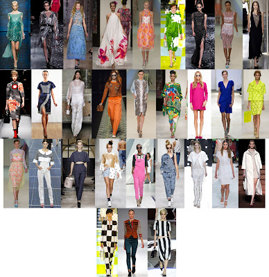 Fashion Trends for Spring
