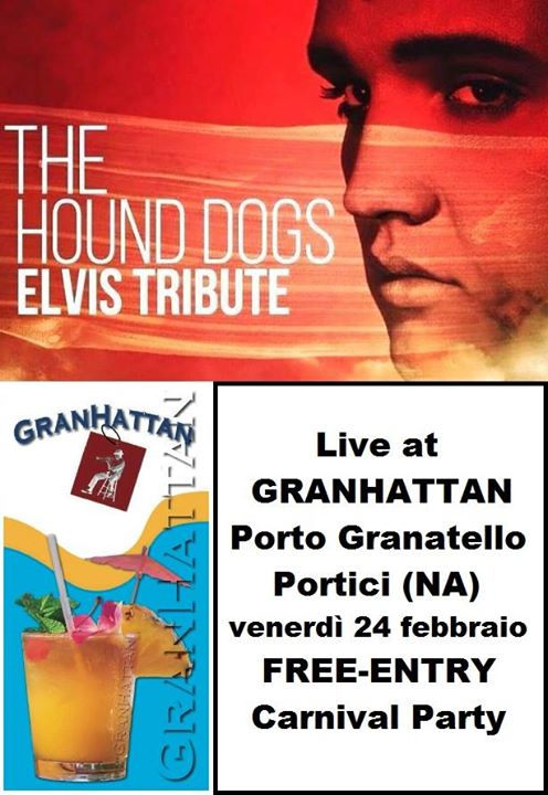 The Hound Dogs - Elvis Tribute