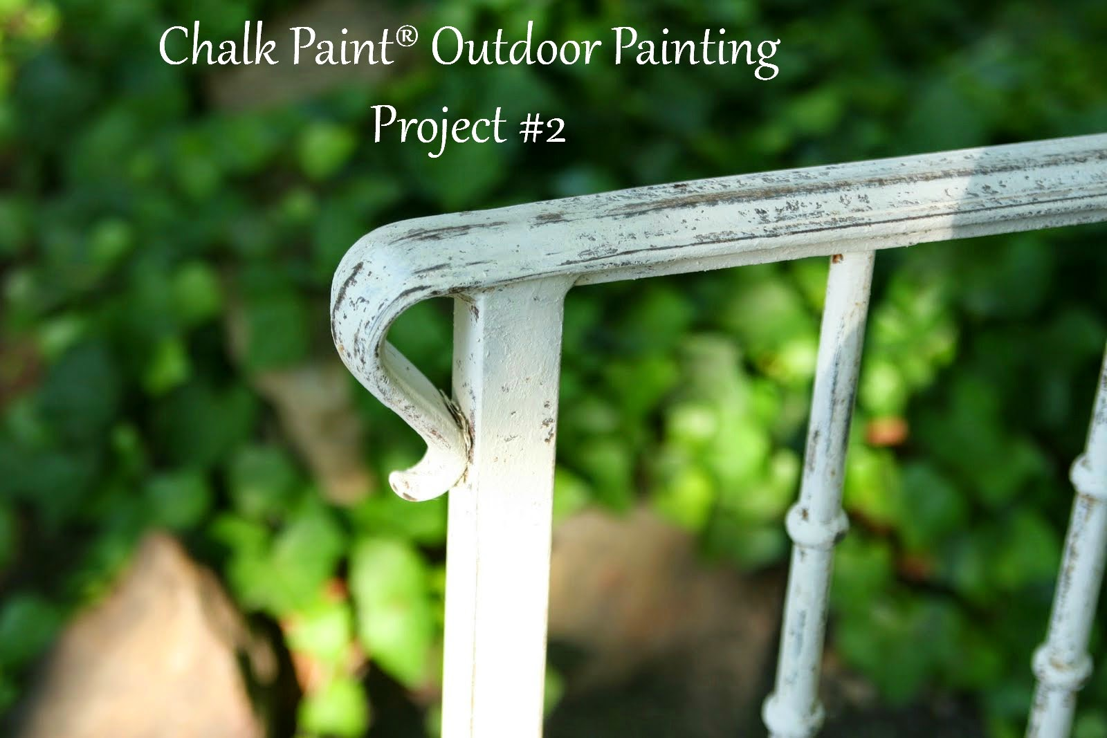 Outside Chalk Paint® Project #2