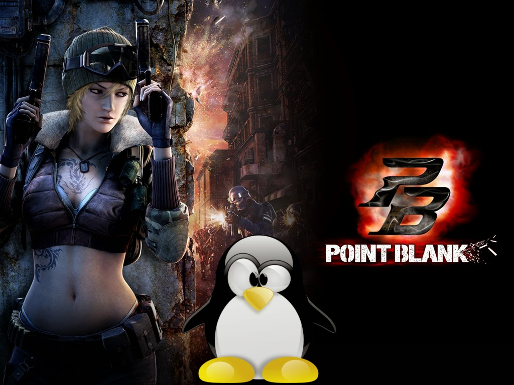 Point Blank no Linux