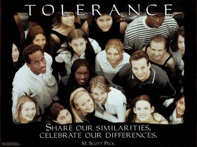 MBTI enneagram type of Tolerance