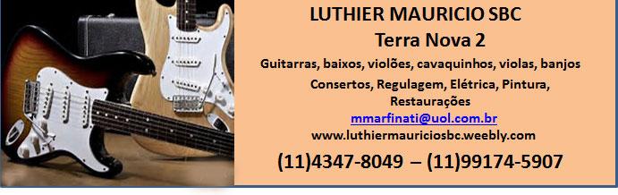 Luthier Mauricio SBC - Terra Nova 2
