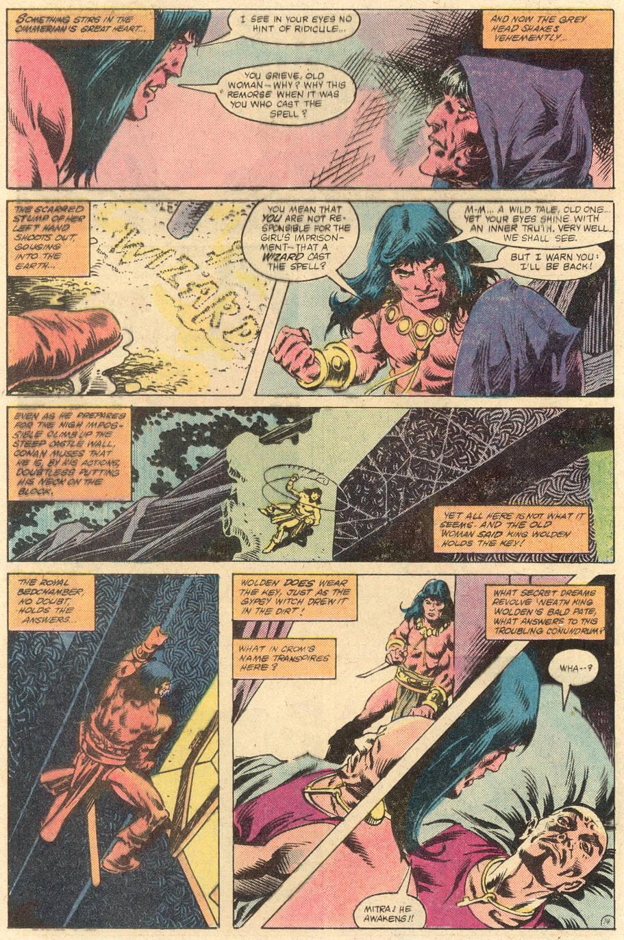 Conan the Barbarian (1970) Issue #133 #145 - English 15