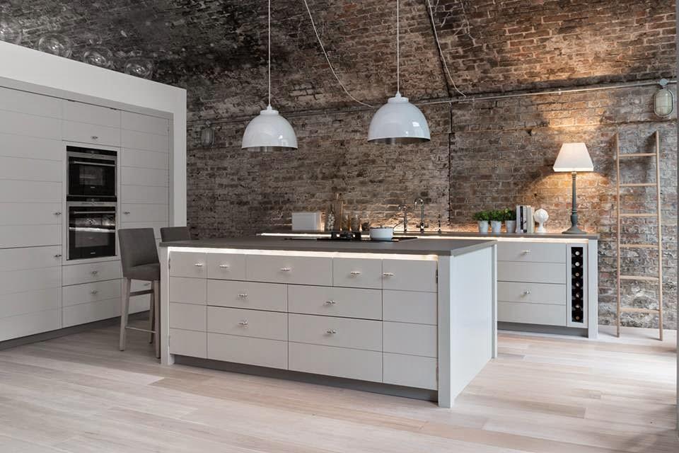 The Paper Mulberry: NEPTUNE New Kitchen Range