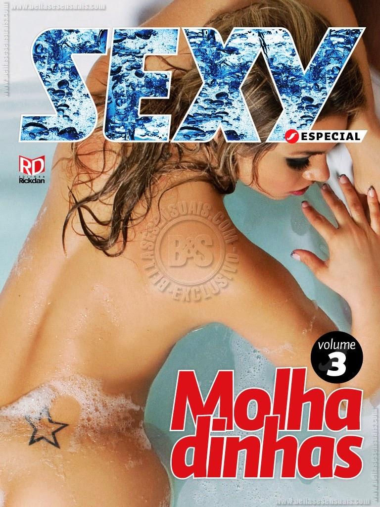 001 Download   Molhadinhas Vol.3 : Sexy Especial   Novembro 2013