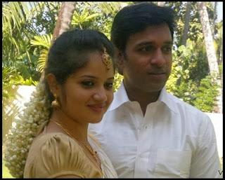 actress shafna married actor sajin vinodadarshan