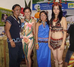 amigos de los kichwas del Napo