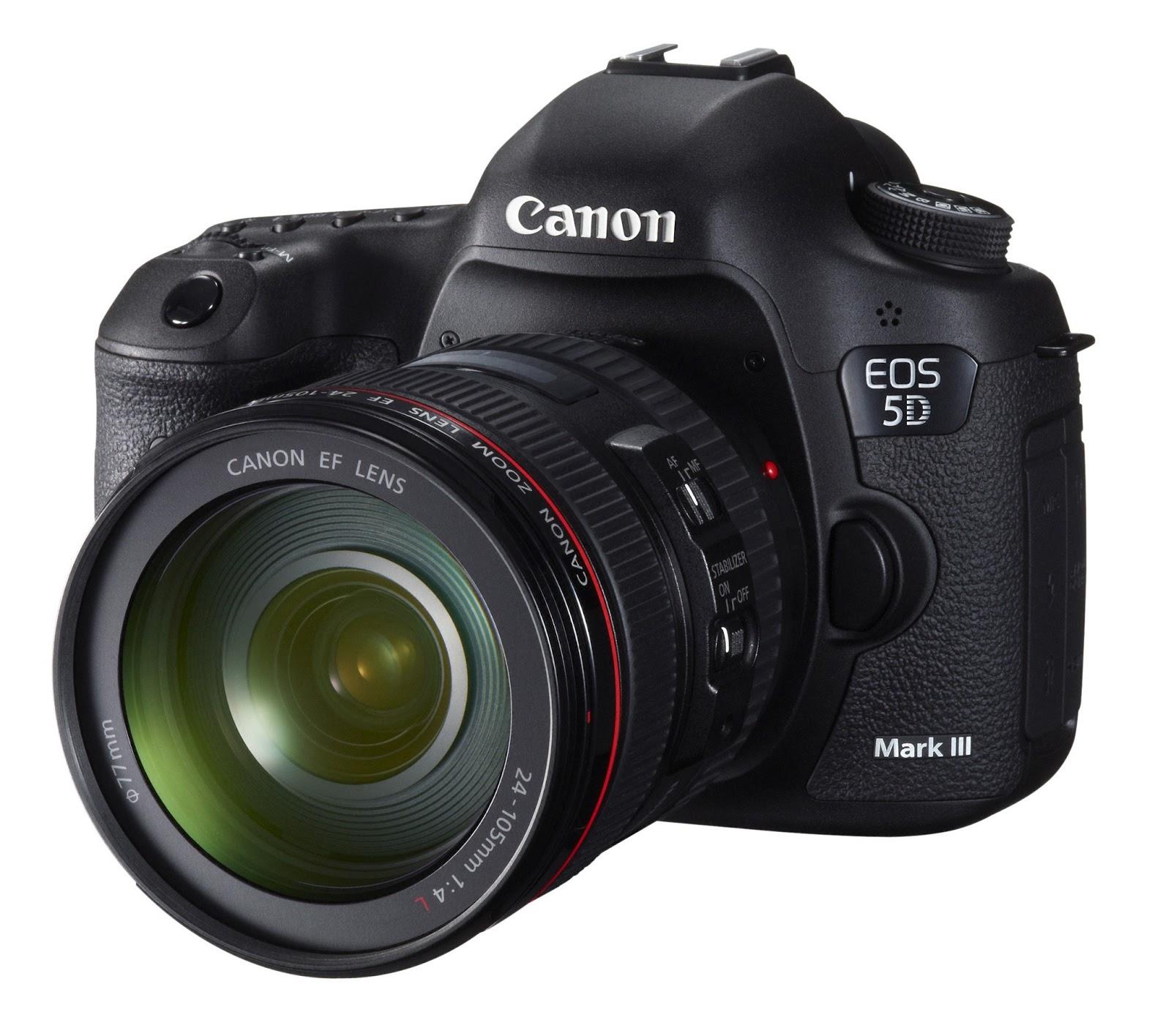 Kamera dslr canon yang bagus untuk video 4k