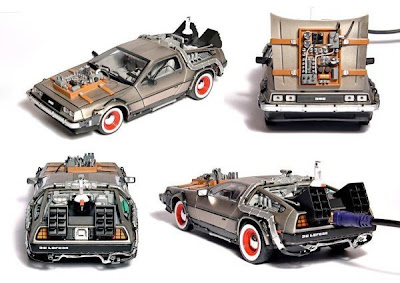 DeLorean Hard Drive