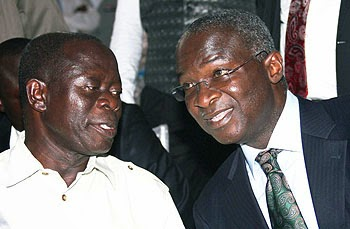 Fashola Launch Oshiomhole's 2015 Presidential Bid