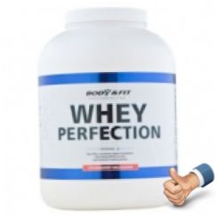 whey perfection eiwitpoeder