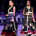 Black High Neck Salwar Suit
