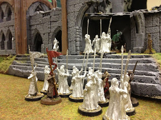 The Hobbit SBG - Elven Warriors