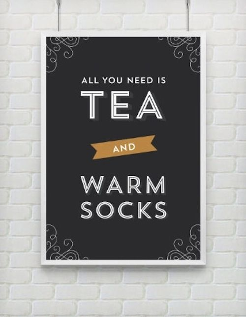 all you need is tea