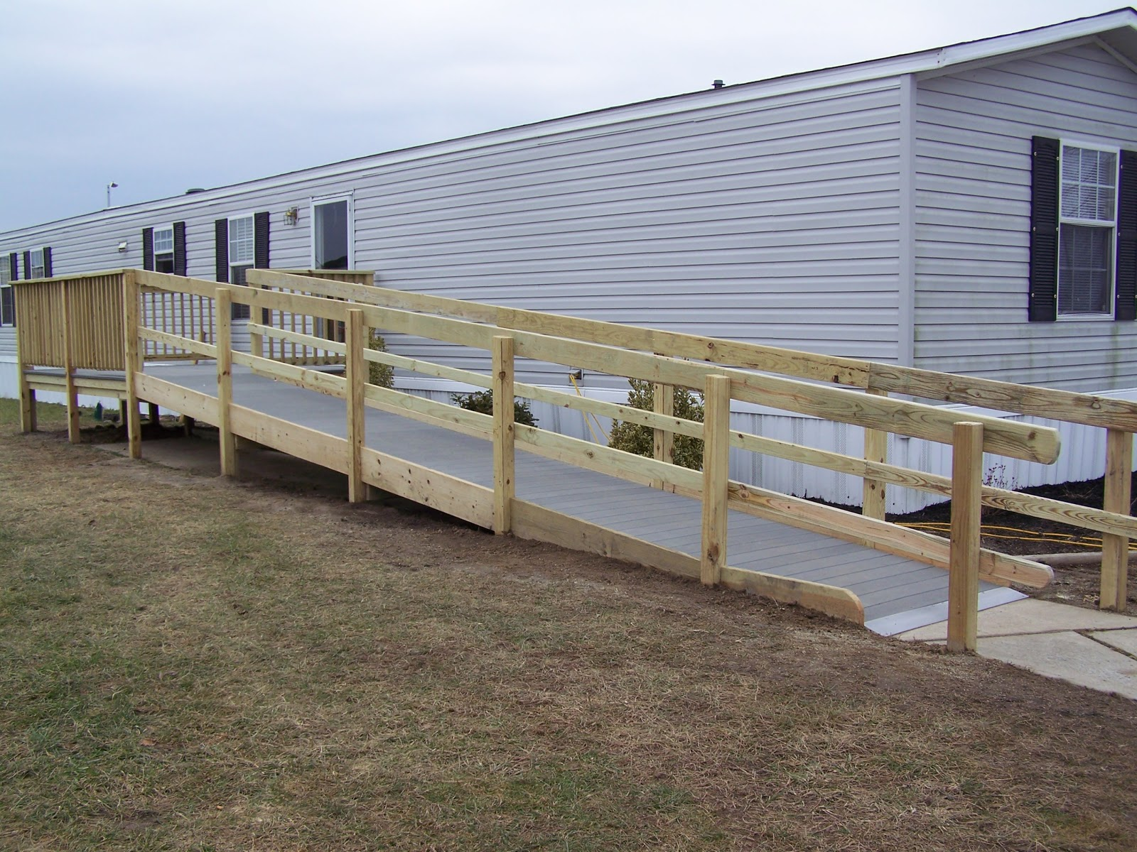Plans to Making Plans For Wood Wheelchair Ramp PDF Download