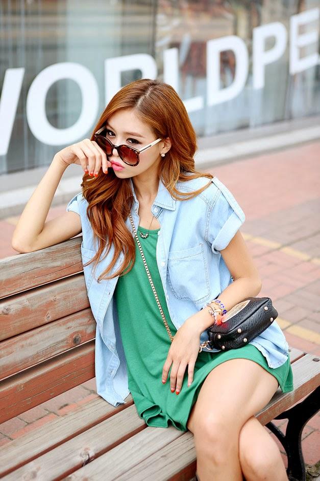 moda coreana 27 modelos de blusas para chicas mundo