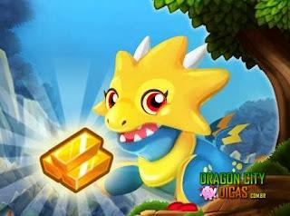 Ganhe Ouro Grátis no Dragon City