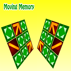 Memory Game: Moving Memory
