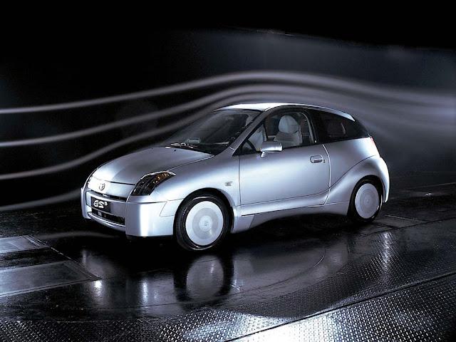 Foto Mobil Konsep Toyota ES3 08