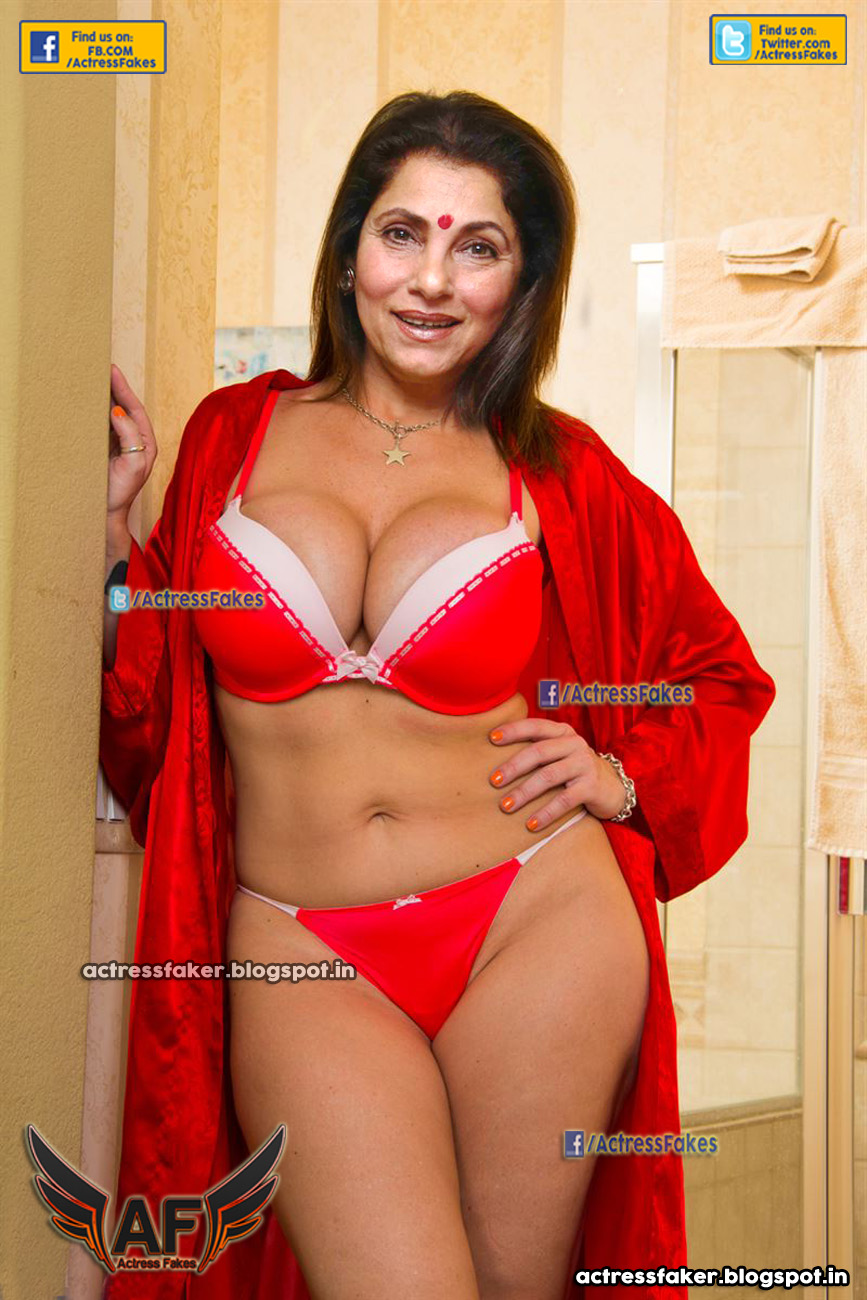 from Messiah dimple kapadia fake fuck