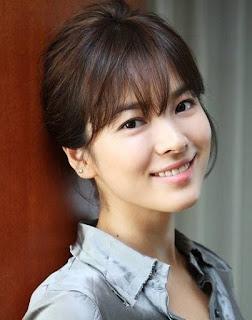 Biografi Profil Song Hye-kyo Terbaru - Biodata Update Artis Korea