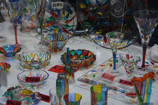 Shopping in Venice Murano Glass