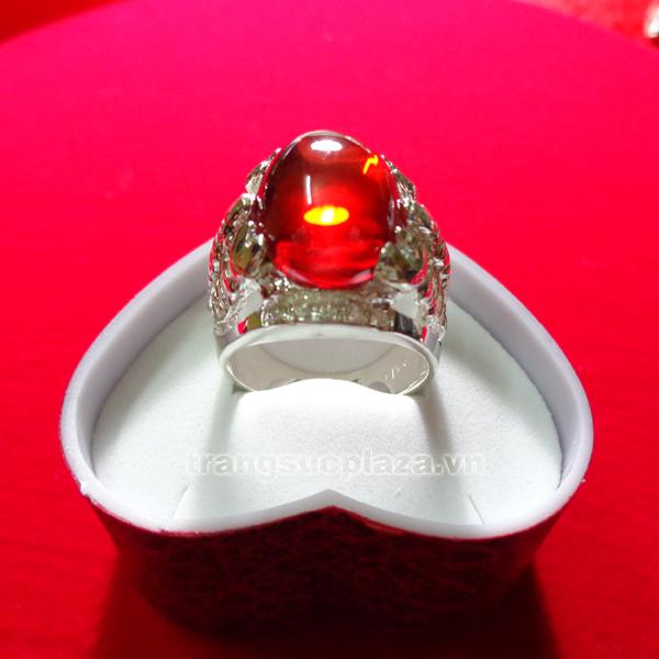 Nhẫn bạc nam NN304
