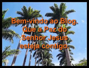 Bem-vindo ao Blog