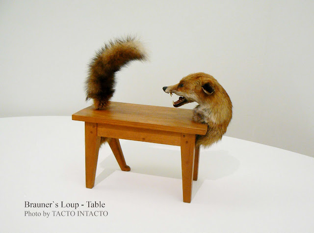 Visual drawer victor brauner and the loup table - Victor brauner loup table ...